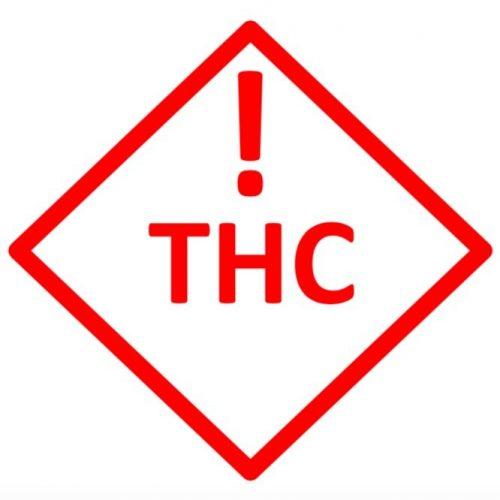Colorado Universal Symbol !THC
