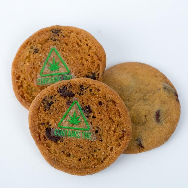 Massachusetts Universal Symbol THC Targets