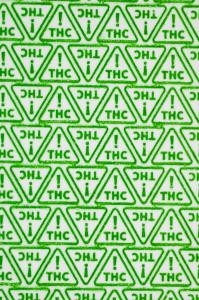 Nevada THC Symbol Baking Sheets