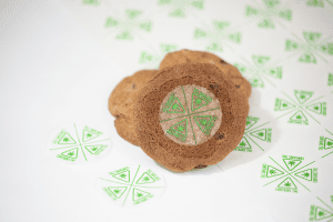 Quad Massachusetts Contains THC Canncals™ Target on Cookie