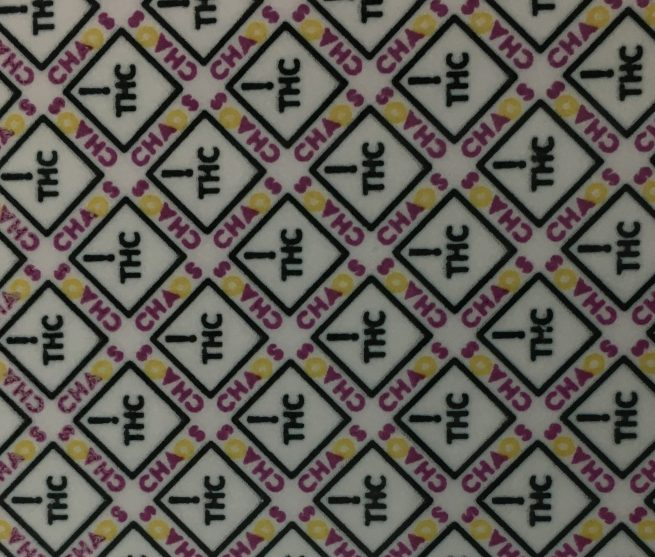 chaos colorado thc symbols