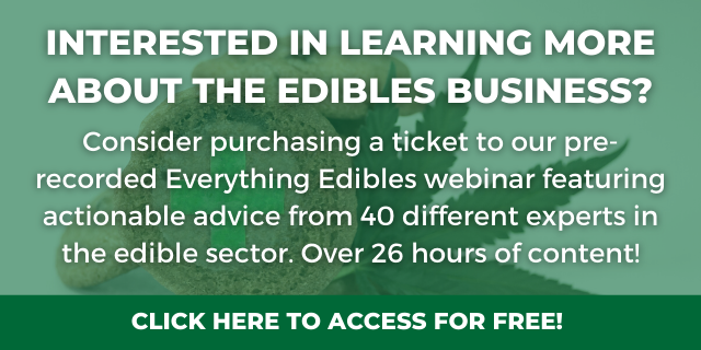 a popup explaining how you can join the everything edibles virtual summit for free